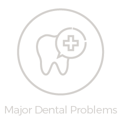 Major DENTAL PROBLEMS CASSIDY SMILES DENTIST OCEANSIDE CA